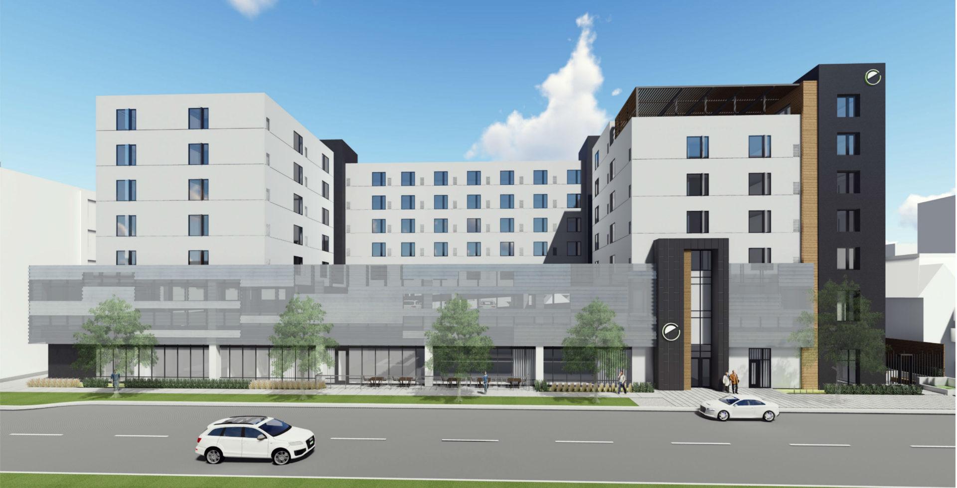 element denver downtown hotel alliance. Black Bedroom Furniture Sets. Home Design Ideas